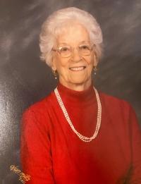 Martha Faye Hudson